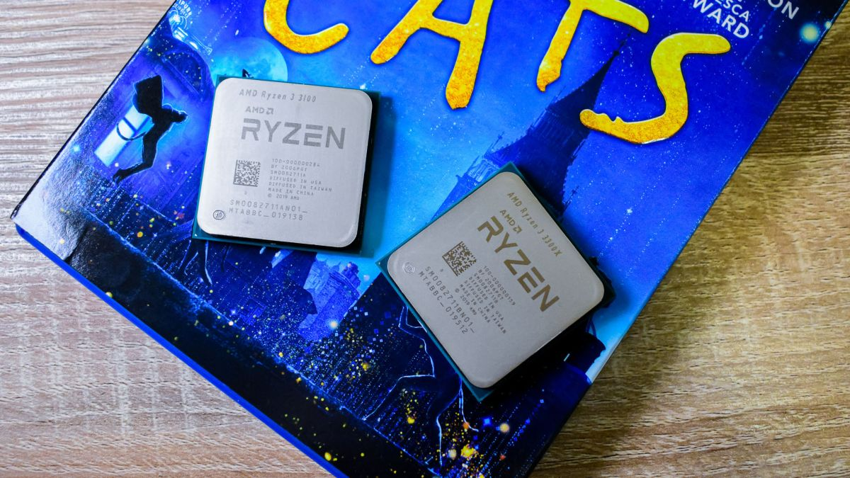 AMD Ryzen 3 3100 overclocked to almost 6GHz, marking it as an OC beast