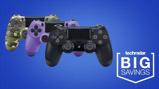 black friday PS4 controller deals