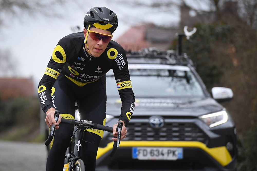 Total to replace Direct Energie as title sponsor ahead of Paris-Roubaix