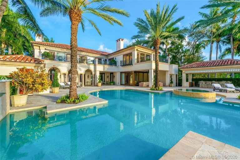 Home tour: J-Lo's new Florida home