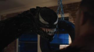 Venom talking to Eddie in Venom 2