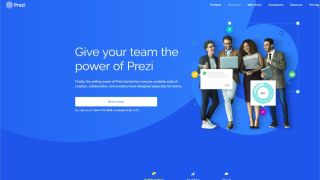 Prezi Business - A unique presentation experience