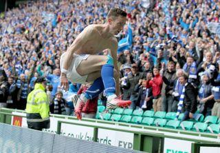 Soccer – William Hill Scottish Cup – Final – St Johnstone v Dundee United – Celtic Park