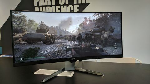 BenQ EX3501R review | TechRadar