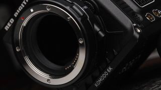 Red Komodo: the 6K Canon RF camera that does what Canon can't