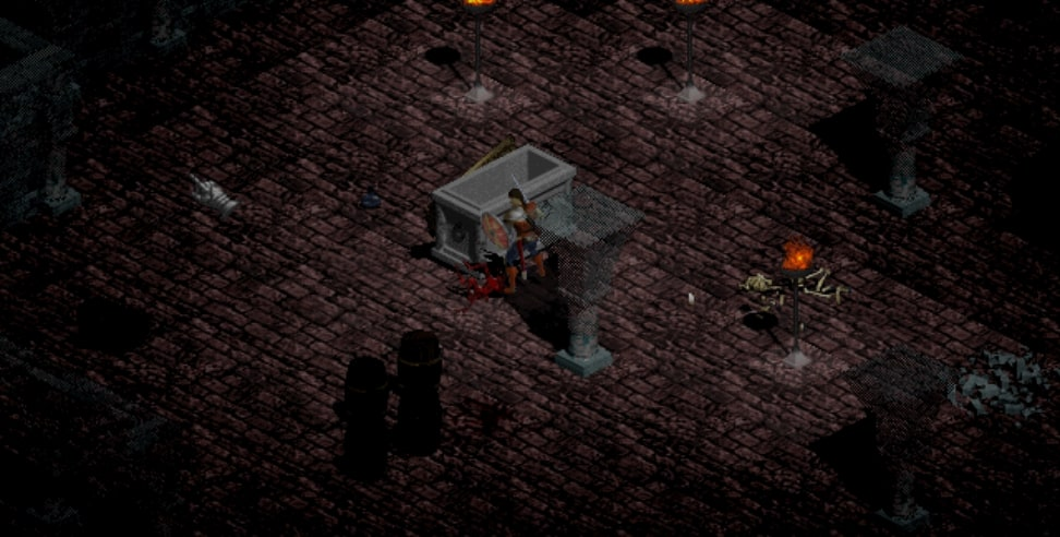 The original Diablo is now playable in your browser   PC Gamer