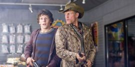 Woody Harrelson Is Having A Great Time With Zombieland: Double Tap