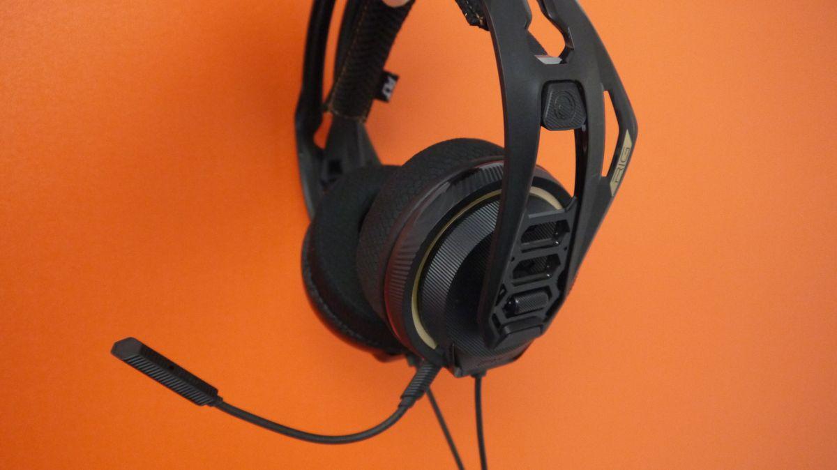 Plantronics RIG 400 gaming headset review   TechRadar
