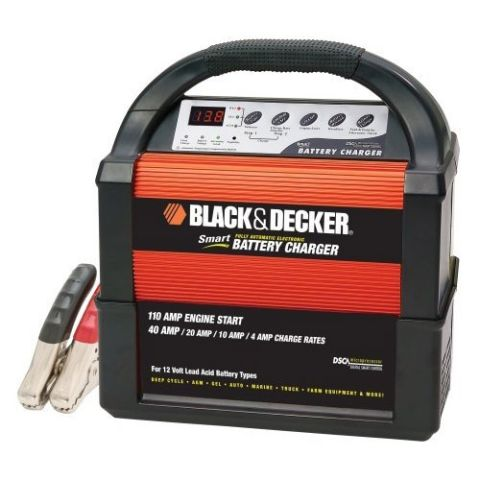 Car Battery Charger Reviews >> Black And Decker Smart Battery Vec1093dbd Review Pros Cons And