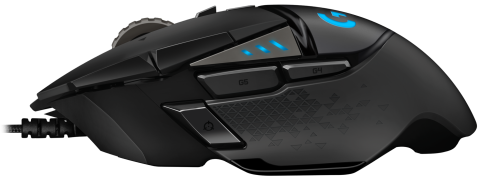Logitech G502 Hero review | PC Gamer