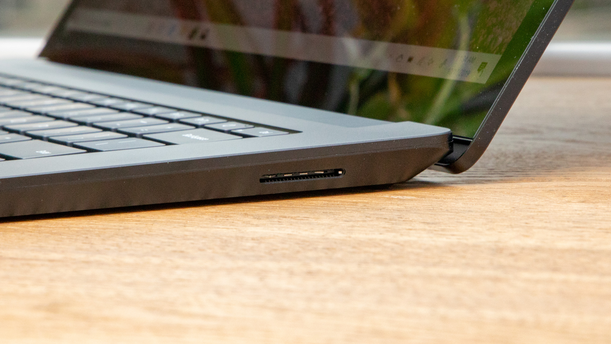 It's going to be tough for most competing laptops in its class to defeat the Surface Laptop 3 in lasting power.