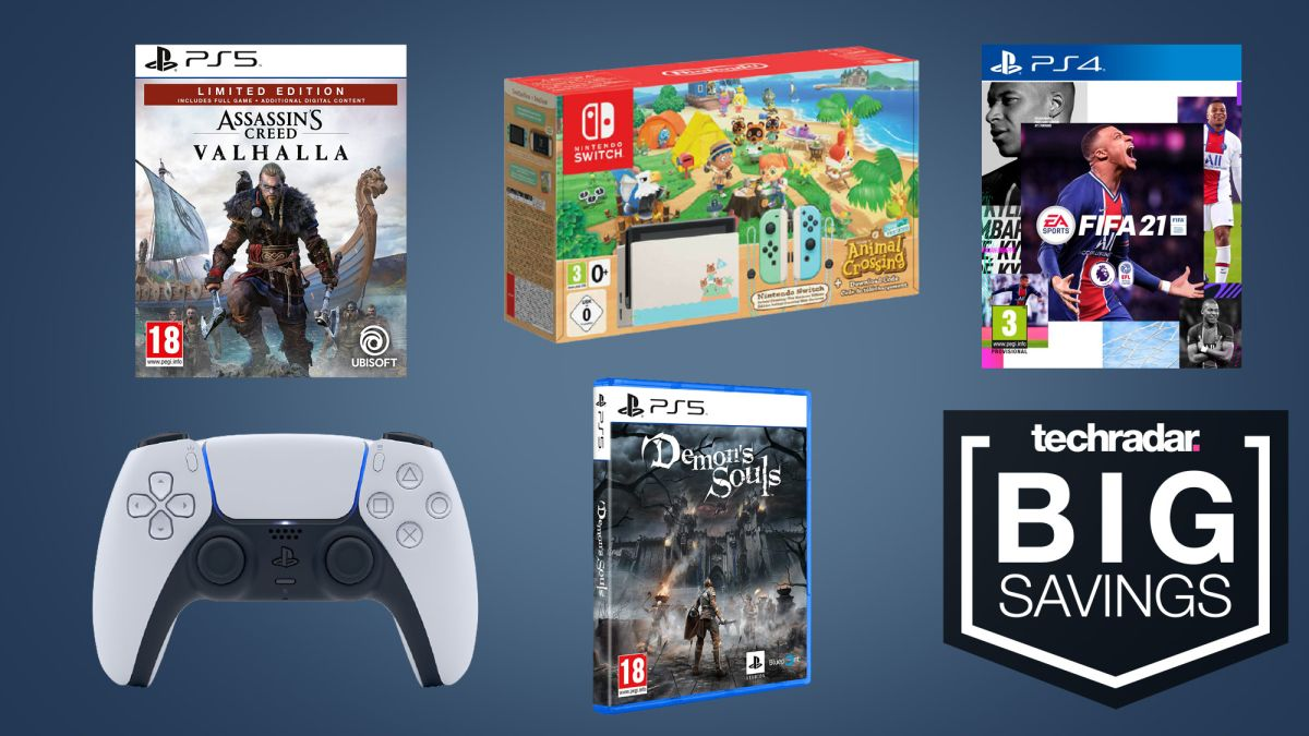 Boxing Day gaming sales: Nintendo Switch bundle deals, PS5 games and more