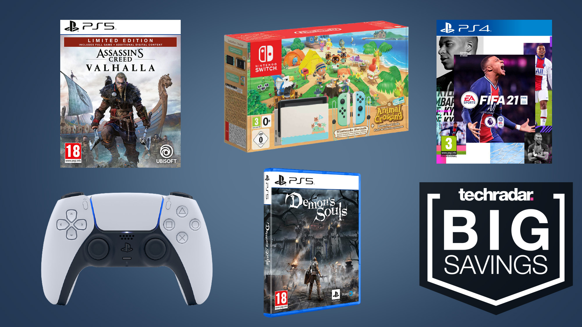 Boxing Day gaming sales: Nintendo Switch bundle deals, PS5 games and more thumbnail