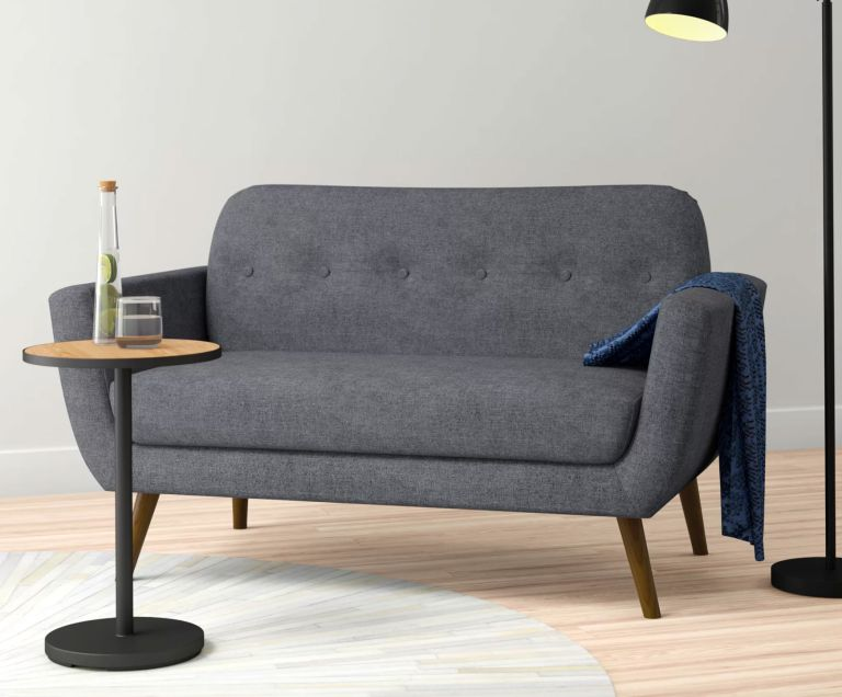 Wayfair grey sofa
