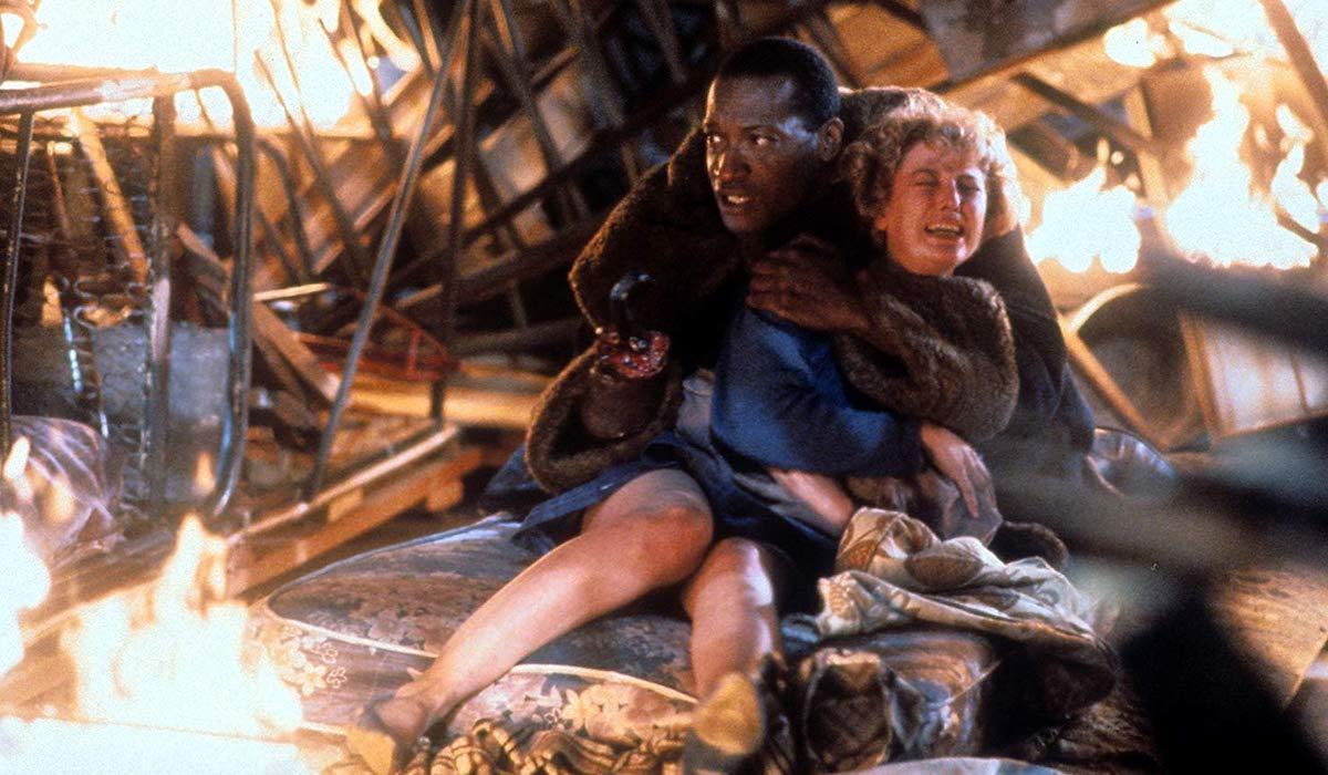 Tony Todd in 1992 Candyman original movie
