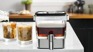 KitchenAid coffee maker and grinder deals: Create a home coffee bar for less