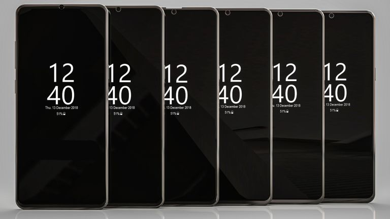 Samsung Galaxy S10 display tease