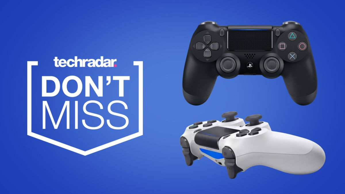 Black Friday PS4 controller deals: save on DualShock 4 controllers right now