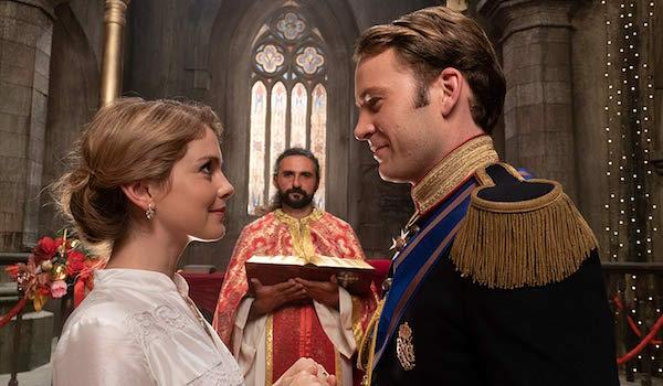A Christmas Prince: A Royal Wedding