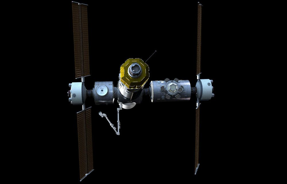 1st Private Space Station Will Become an Off-Earth