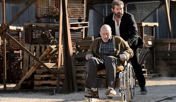 Logan Professor X and Logan Walk