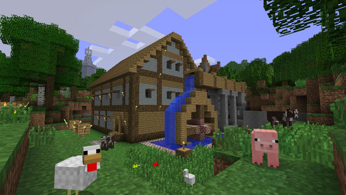 Minecraft House How To Build The Best Minecraft House So You Can