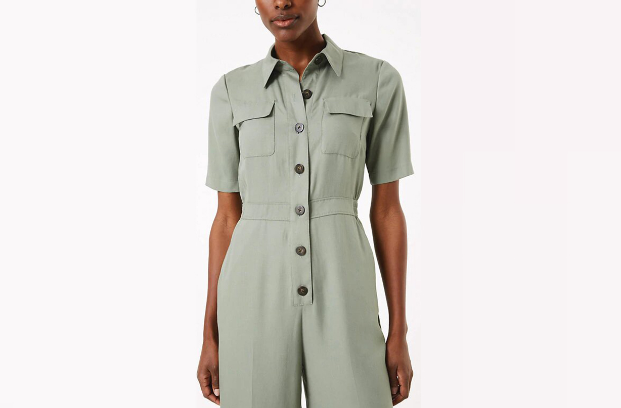 The perfect Marks & Spencer spring jumpsuit to buy now before it sells out