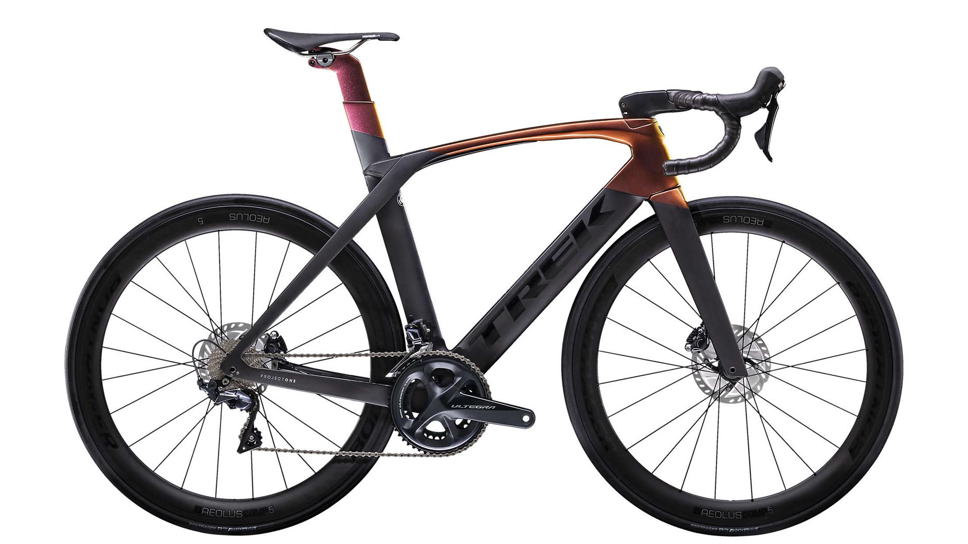 Best aero road bikes: Trek Madone SLR 6 Disc