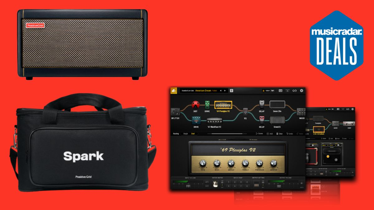Are these unmissable amp and software deals from Positive Grid the best we'll see before Prime Day?