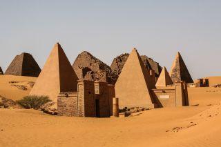 nubian history timeline