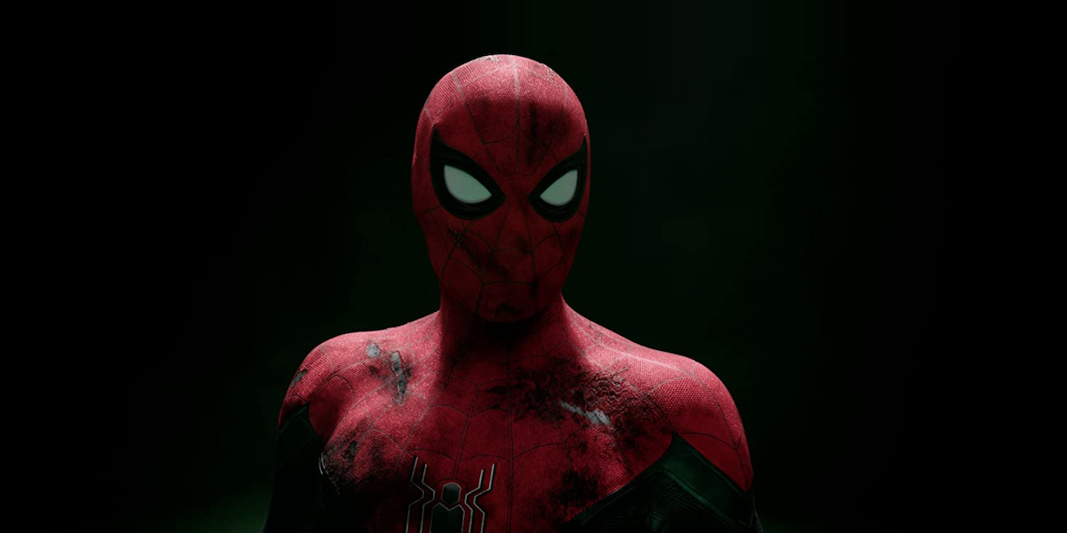 Spider-Man in Far From Home