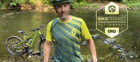 Scott Trail Vertic mountain bike kit review