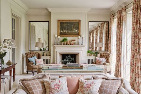 20 Country Living Room Ideas Cozy, Country Living Room Ideas