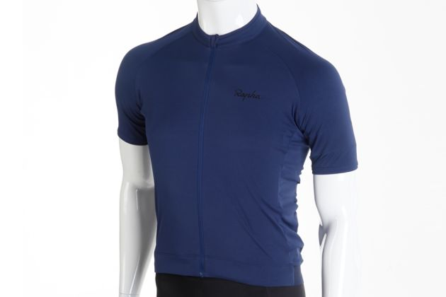 rapha core jersey front