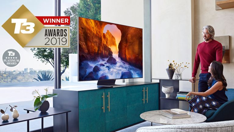 T3 Awards 2019: Samsung Q90R
