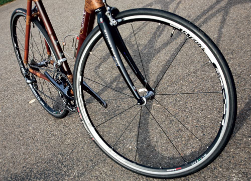 Shimano 6700 tubeless wheels