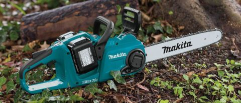 Makita XCU03PT1 chainsaw review