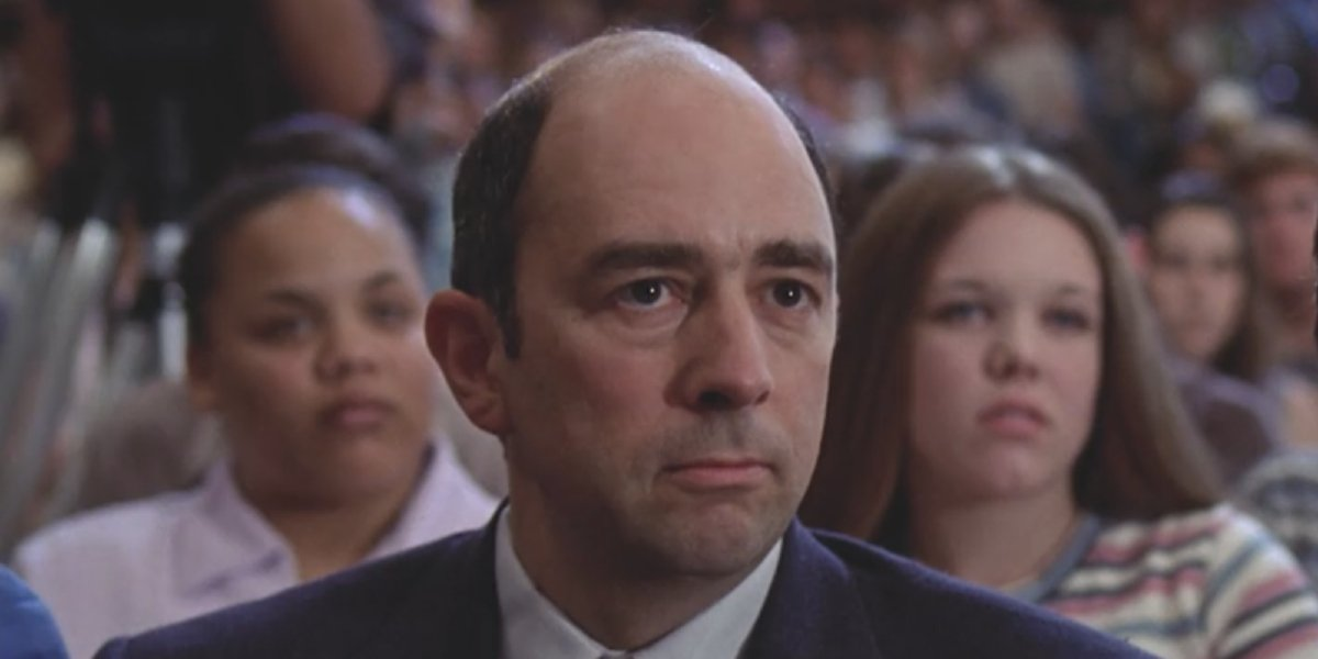 Richard Schiff in Deep Impact