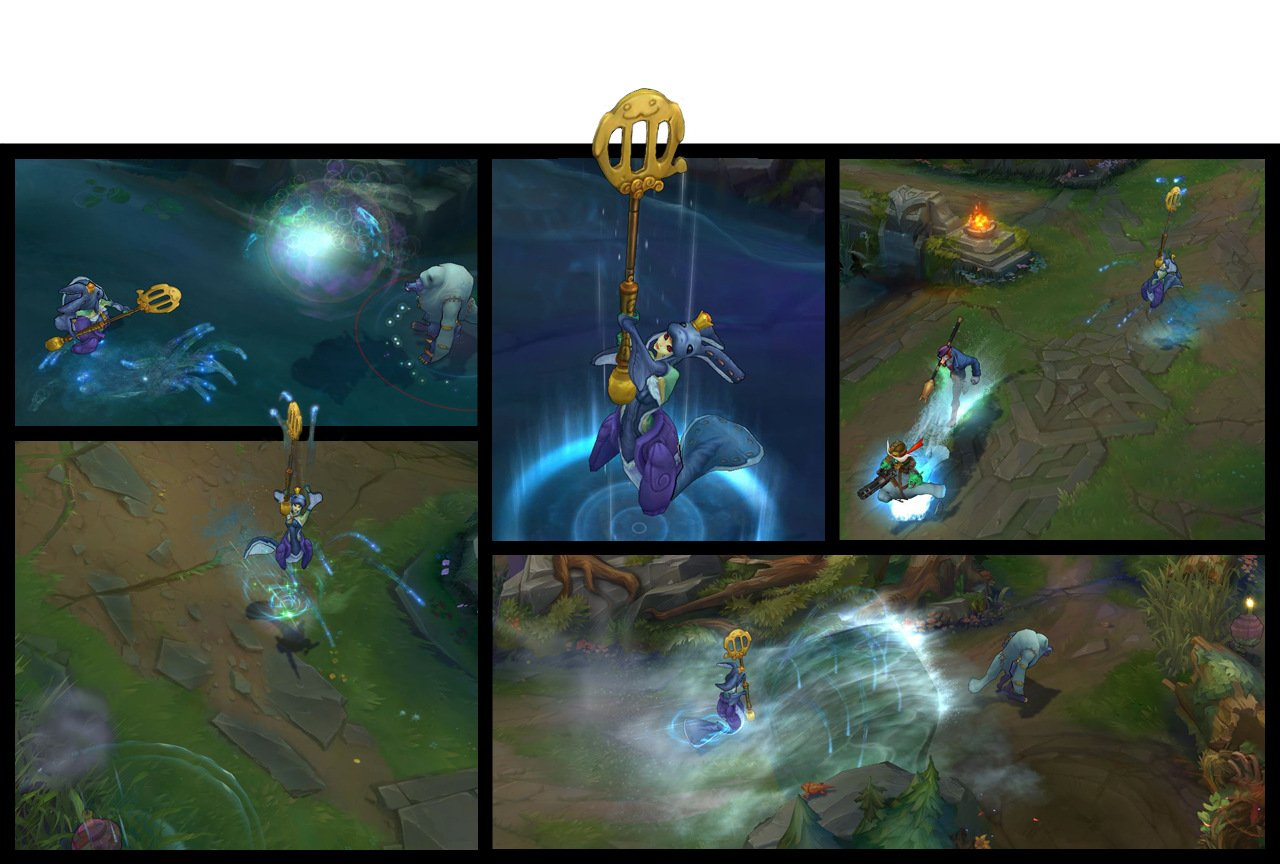 League Of Legends Ultra Rapid Fire Mode Arrives To Celebrate April Fool's Day #32689