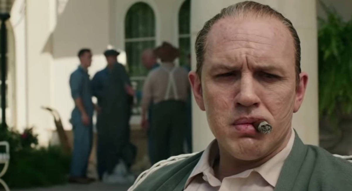 Capone Review: A Tour-De-Force Tom Hardy Performance Carries This Irregular Gangster Pic