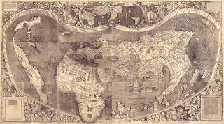1491 map