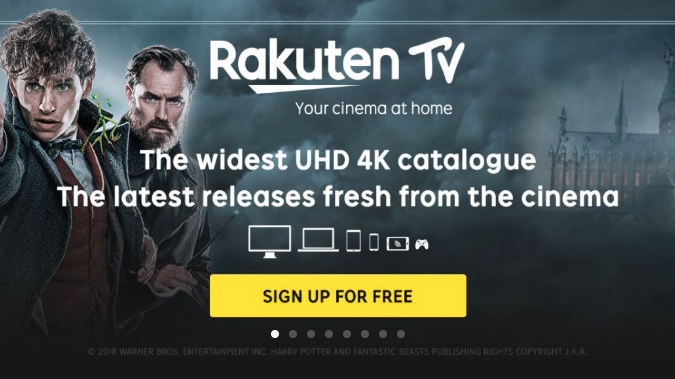 Rakuten TV plans to offer 8K movies by end of 2019 | What Hi-Fi?