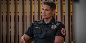 Rob Lowe Gets His Ghostbusters On While On 9-1-1: Lone Star Set