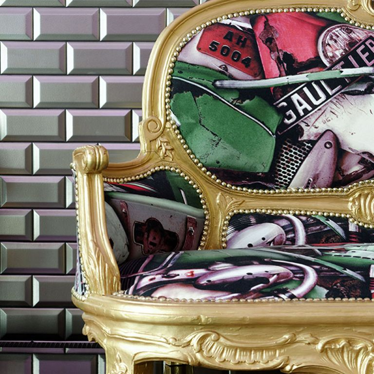 Le defile Fabric Collection by Jean Paul Gaultier