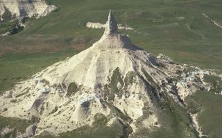 Scotts Bluff National Monument national park service archive