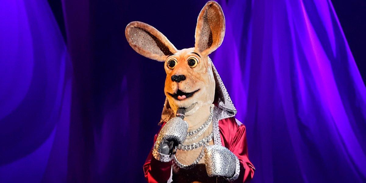 the masked singer kangaroo the fox