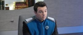 Seth MacFarlane's First TV Show After The Orville Is Totally Unexpected But Still Awesome