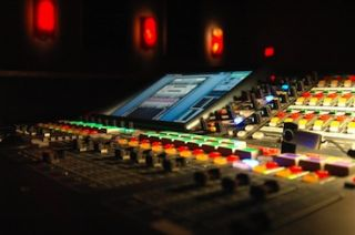 The Live Oak Music Hall Selects MIDAS PRO2 Console