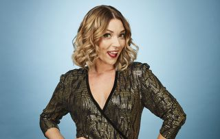Dancing On Ice Candice Brown 'upset' to be first out of Dancing On Ice