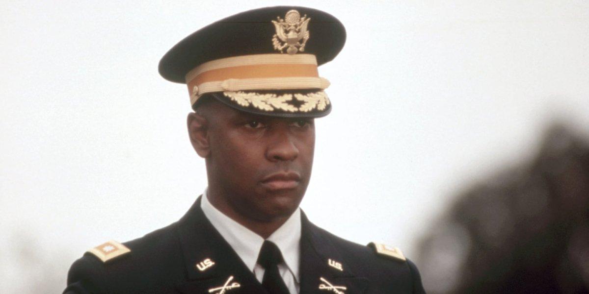 Denzel Washington in Courage Under Fire